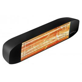 Chauffage électrique radiant lampe infrarouge IRC HELIOSA 11 - 1500 WATTS IPX5 Fer forgé