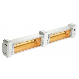 Chauffage électrique radiant lampe infrarouge IRC HELIOSA 88 - 3000 WATTS IPX5