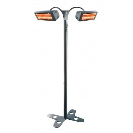 Chauffage électrique radiant lampe infrarouge IRC HELIOSA 993 - 3000 WATTS IPX5