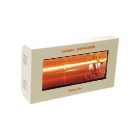 Chauffage électrique radiant lampe infrarouge IRC VARMA 400 - 1500 WATTS IPX5 Crème