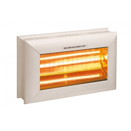 Chauffage électrique radiant lampe infrarouge IRC HELIOS HIGH POWER HP1-15 - 1500 WATTS IP20 MONOPHASE