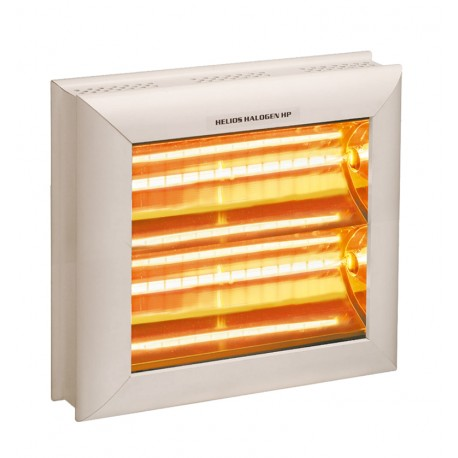 Chauffage électrique radiant lampe infrarouge IRC HELIOS HIGH POWER HPV2-40 - 4000 WATTS IP20 MONOPHASE
