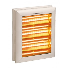 Chauffage électrique radiant lampe infrarouge IRC HELIOS HIGH POWER HPV3-45T - 4500 WATTS IP20 MONO/TRIPHASE
