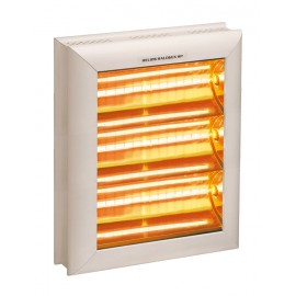 Chauffage électrique radiant lampe infrarouge IRC HELIOS HIGH POWER HPV3-60T - 6000 WATTS IP20 MONO/TRIPHASE
