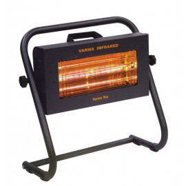 Chauffage électrique radiant lampe infrarouge IRC VARMA FIRE 2 - 1500 WATTS IPX5 WATERPROOF