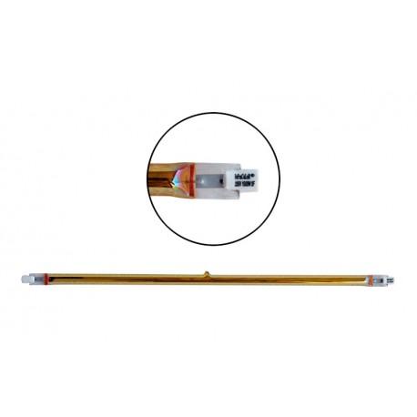 Ampoule Halogène  1500W 357mm - IP20 R7S CAPS pour lampe chauffante infrarouge IRC