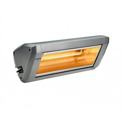 Chauffage électrique radiant lampe infrarouge IRC HELIOSA 9.1 - 2000 WATTS IPX5