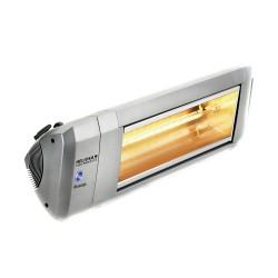 Chauffage électrique radiant lampe infrarouge IRC HELIOSA 9.2 - 2200 WATTS IPX5