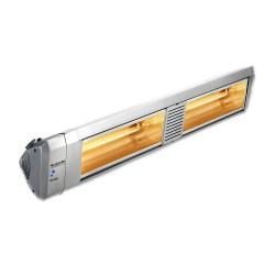 Chauffage électrique radiant lampe infrarouge IRC HELIOSA 99.2 - 4000 WATTS IPX5