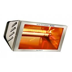 Chauffage électrique lampe infrarouge IRC HELIOS RADIANT INOX SEASIDE - 2000 WATTS IP23 WATERPROOF