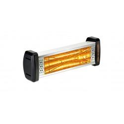 Chauffage électrique radiant lampe infrarouge IRC VARMA 301 - 2000 WATTS IPX5