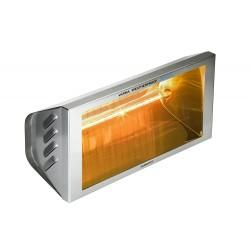 Chauffage électrique radiant lampe infrarouge IRC VARMA WR2000 INOX - 2000 WATTS IP23 WATERPROOF