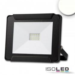 Lot de 3 projecteurs LED 10 W, blanc neutre, noir, IP65