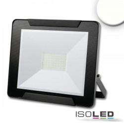 Projecteur LED 50 W, blanc neutre, noir, IP65